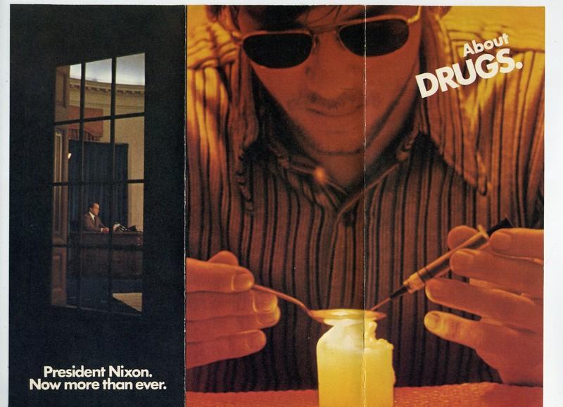 Nixon's War on Drugs Pamphlet