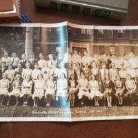 Graduating Class of 1932 Lawrence School.jpg